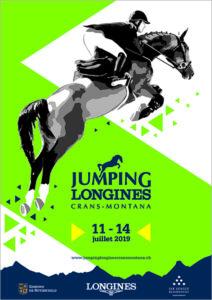 Jumping Longines Crans-Montana